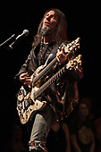 "MIAMI, FL - FEBRUARY 09: Ron ""Bumblefoot"" Thal of Sons Of Apollo performs during the Monsters Of Rock pre cruise concert at The Magic City Casino on February 9, 2018 in Miami, Florida. Credit Larry Marano © 2018"