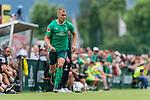 07.07.2019, Parkstadion, Zell am Ziller, AUT, TL Werder Bremen Zell am Ziller / Zillertal Tag 03 - FSP Blitzturnier<br /> <br /> im Bild<br /> Felix Beijmo (Werder Bremen #02), <br /> <br /> im dritten Spiel des Blitzturniers SV Werder Bremen vs Karlsruher SC, <br /> <br /> Foto © nordphoto / Ewert