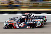 #4: Todd Gilliland, Kyle Busch Motorsports, Toyota Tundra JBL/SiriusXM and #30: Brennan Poole, On Point Motorsports, Toyota Tundra