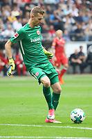 Torwart Lukas Hradecky (Eintracht Frankfurt) - 30.09.2017: Eintracht Frankfurt vs. VfB Stuttgart, Commerzbank Arena