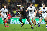 Levani Botia of La Rochelle  during the European Champions Cup match between La Rochelle and London Wasps on December 10, 2017 in La Rochelle, France. (Photo by Manuel Blondeau/Icon Sport)
