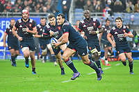 Nans Ducuing of France during the test match between France and New Zealand at Stade de France on November 11, 2017 in Paris, France. (Photo by Dave Winter/Icon Sport)