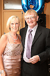 Jim Cawley with Dee Noonan at his birthday in The Thatch...Picture Jenny Matthews/Newsfile.ie