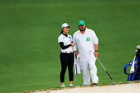 Jaravee Boonchant (THA) during the final  round at the Augusta National Womans Amateur 2019, Augusta National, Augusta, Georgia, USA. 06/04/2019.<br /> Picture Fran Caffrey / Golffile.ie<br /> <br /> All photo usage must carry mandatory copyright credit (&copy; Golffile | Fran Caffrey)