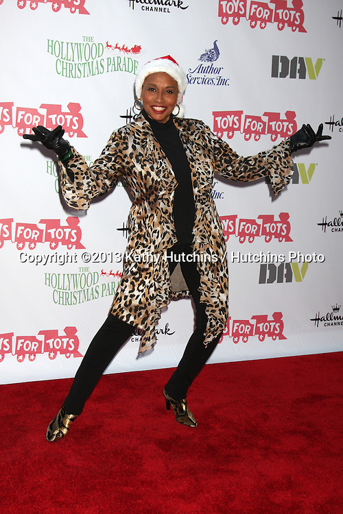 LOS ANGELES - DEC 1:  Jenifer Lewis at the 2013 Hollywood Christmas Parade at Hollywood & Highland on December 1, 2013 in Los Angeles, CA