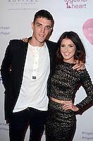 LOS ANGELES, CA - JUNE 25: Josh Beech and Shenae Grimes-Beech at the together1heart launch party hosted by AnnaLynne McCord at Sofitel Hotel on June 25, 2016 in Los Angeles, California. Credit: David Edwards/MediaPunch