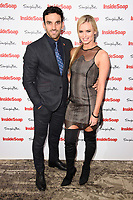 Davood Ghadami and Nadia Bychkova<br /> at the Inside Soap Awards 2017 held at the Hippodrome, Leicester Square, London<br /> <br /> <br /> ©Ash Knotek  D3348  06/11/2017