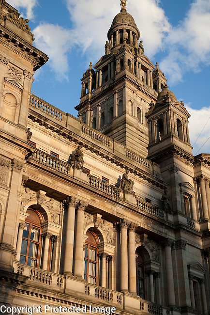 City Chambers, Glasgow, Scotland