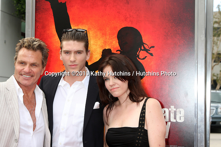 "Martin Kove.arrives at ""The Karate Kid"" Movie Premire.Village Theater.Westwood, CA.June 7, 2010.©2010 Kathy Hutchins / Hutchins Photo.."