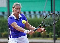 Etten-Leur, The Netherlands, August 27, 2016,  TC Etten, NVK, Marianne Troost-van der Torre (NED)<br /> Photo: Tennisimages/Henk Koster