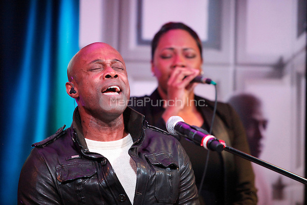 BALA CYNWYD, PA - DECEMBER 18 :  KEM visits WDAS's iHeart Radio Performance Theater in Bala Cynwyd, Pa on December 18, 2012  © Star Shooter / MediaPunch Inc