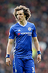 David Luiz of Chelsea  during the English Premier League match at Old Trafford Stadium, Manchester. Picture date: April 16th 2017. Pic credit should read: Simon Bellis/Sportimage