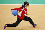 Yuki Tenma (JPN),<br /> SEPTEMBER ,8 2016 - Goalball : <br /> Preliminary Round<br /> match between Japan 1-1 Israel<br /> at Future Arena<br /> during the Rio 2016 Paralympic Games in Rio de Janeiro, Brazil.<br /> (Photo by Shingo Ito/AFLO)