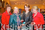 Attending the Food Fair in aid of Spa/Fenit Hospice, held in Ballyroe Heights Hotel on Friday evening were l-r: Emer Hogan, Mary Fitzgerald, Joan Hussey and Ita Behan.