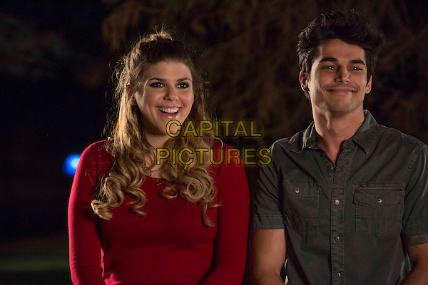Molly Tarlov, Niko Pepaj <br /> in Awkward. (Season 4)<br /> *Filmstill - Editorial Use Only*<br /> CAP/FB<br /> Image supplied by Capital Pictures