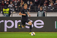 Martin Hinteregger (Eintracht Frankfurt) - 24.10.2019:  Eintracht Frankfurt vs. Standard Lüttich, UEFA Europa League, Gruppenphase, Commerzbank Arena<br /> DISCLAIMER: DFL regulations prohibit any use of photographs as image sequences and/or quasi-video.