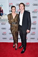 Tallulah Willis und Jack Kilmer beim Screening des Kinofilms 'Hala' auf dem AFI Fest 2019 im TCL Chinese Theatre. Los Angeles, 18.11.2019