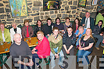 Alzheimers Fundraiser: Attendin the Alzheimers fundraiser at the Harpp & Lion Bar in Listowel on Saturday night werein front