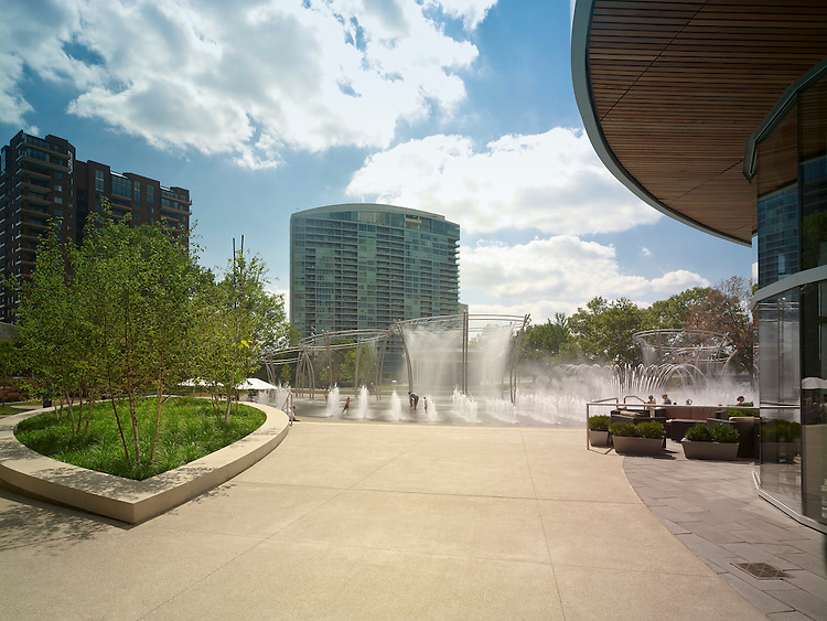 Scioto Mile | Architects: MSI Architects