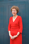 Anne Dickson at Christ Church during the Sunday Times Oxford Literary Festival, UK, 16 - 24 March 2013.<br />