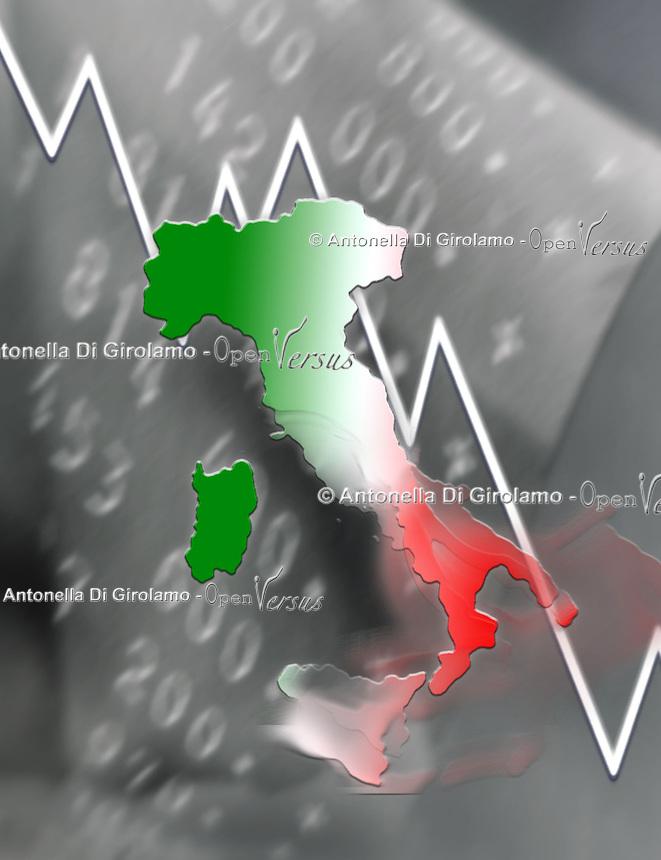 La manovra economica scuote l'Italia.