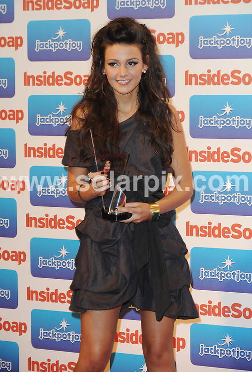 **ALL ROUND PICTURES FROM SOLARPIX.COM**                                             **WORLDWIDE SYNDICATION RIGHTS**                                                                                  Caption: The Inside Soap Awards 2010 at Gilgamesh on September 26, 2010 in London                                                                              This pic: Michelle Keegan                                                                                             JOB REF: 14025       LNJ       DATE: 26.09.2011                                                           **MUST CREDIT SOLARPIX.COM OR DOUBLE FEE WILL BE CHARGED**                                                                      **MUST AGREE FEE BEFORE ONLINE USAGE**                               **CALL US ON: +34 952 811 768 or LOW RATE FROM UK 0844 617 7637**