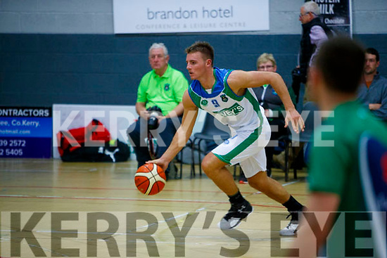 Mike O'Donnell Warriors Basketball Tralee