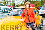 Moyvane Village Festival: Attending the Moyvane Village festival vintage car rally  on Sunday last was Brenda Kennelly, Moyvane.