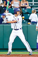 Brance Rivera April 27th, 2010; NCAA Baseball action, Baylor University Bears vs TCU Horned Frogs at Lupton Stadium in Fort Worth, Tx;  TCU won 5-4 in extra innings.