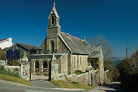 St Levan's Church, West Porthpean, Cornwall