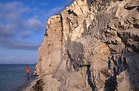 Capo Bianco bei Portoferraio, Elba, Italien