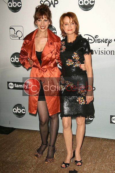 Ellen Greene and Swoosie Kurtz<br />