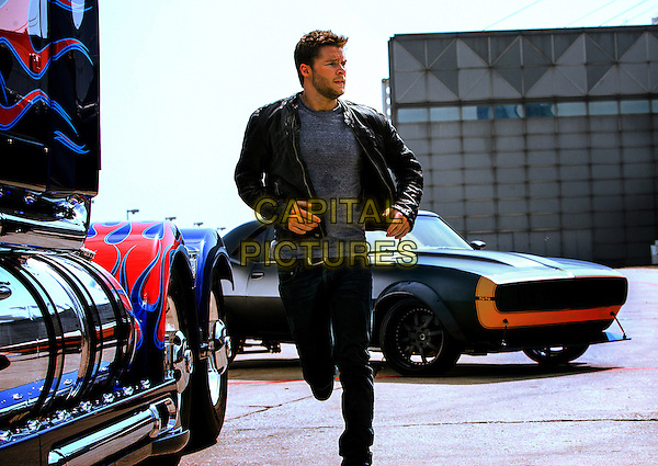 Jack Reynor<br /> in Transformers: Age of Extinction (2014) <br /> *Filmstill - Editorial Use Only*<br /> CAP/FB<br /> Image supplied by Capital Pictures