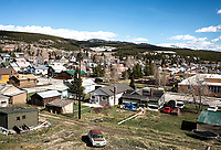 Leadville, Colorado, Thursday, May 11, 2017. Leadville, which has historically been a home for low income residents who work in higher income towns, is beginning to see signs of development and high prices.<br /> <br /> Photo by Matt Nager
