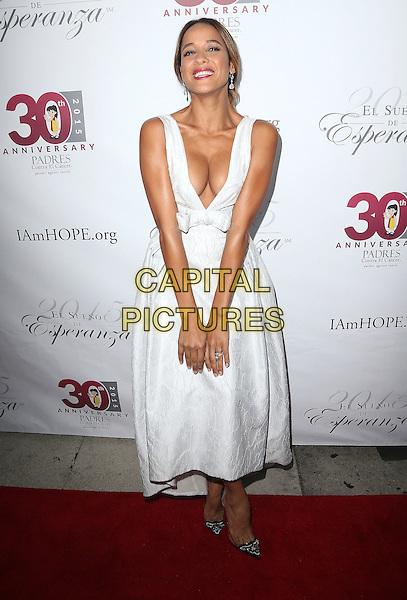 17 September 2015 - Hollywood, California - Dania Ramirez. Padres Contra El Cancer's 15th Annual &quot;El Sueno De Esperanza&quot; held at Boulevard3.  <br /> CAP/ADM/FS<br /> &copy;Faye Sadou/AdMedia/Capital Pictures