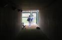 Kenta Maeda (Dodgers),<br /> MARCH 5, 2016 - MLB :<br /> Kenta Maeda of the Los Angeles Dodgers walks through a tunnel onto the field before a spring training baseball game against the Arizona Diamondbacks at Camelback Ranch-Glendale in Phoenix, Arizona, United States. (Photo by AFLO)