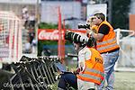 fotógrafos en el futbol