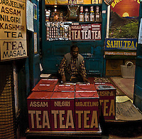 India has some of the most famous teas in the world.<br /> (Photo by Matt Considine - Images of Asia Collection)