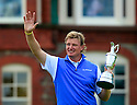 Ernie Els (RSA) poses with the Claret Jug after the final round 141st Open Championship played at Royal Lytham & St Annes, Lytham St Annes, Lancashire, England. 19 - 22 July 2012 (Picture Credit / Phil Inglis)