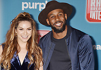 HOLLYWOOD, CA - NOVEMBER 05: Allison Holker and Stephen 'tWitch' Boss attend the Premiere Of Disney's 'Ralph Breaks The Internet' at the El Capitan Theatre on November 5, 2018 in Los Angeles, California.<br /> CAP/ROT/TM<br /> &copy;TM/ROT/Capital Pictures