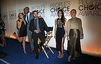 BEVERLY HILLS, CA - NOVEMBER 15: Wilmer Valderrama, Piper Perabo, Jordana Brewster, Molly Shannon and Boris Kodjoe attend the People's Choice Awards Nominations Press Conference at The Paley Center for Media on November 15, 2016 in Beverly Hills, California. (Credit: Parisa Afsahi/MediaPunch).