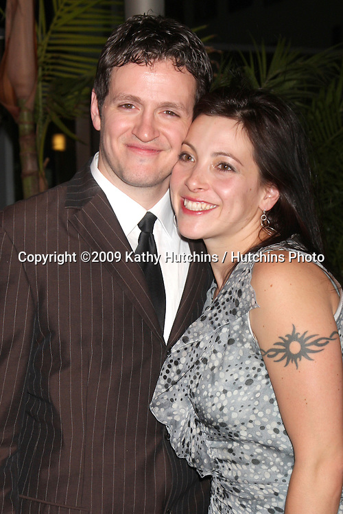 Tom & Emily Malloy arriving at the Love N' Dancing Premiere at the Arclight Cinemas in  Los Angeles, CA  on May 6, 2009.©2009 Kathy Hutchins / Hutchins Photo....                .