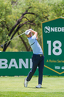 Jason Scrivener (AUS) during the first round at the Nedbank Golf Challenge hosted by Gary Player,  Gary Player country Club, Sun City, Rustenburg, South Africa. 14/11/2019 <br /> Picture: Golffile | Tyrone Winfield<br /> <br /> <br /> All photo usage must carry mandatory copyright credit (© Golffile | Tyrone Winfield)