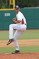 Gabriel Encinas of St. Paul High School in Whittier, California, playing for the Pony team at the Tournament of Stars event run by USA Baseball at the USA Baseball National Training Complex in Cary, NC on June 23, 2009. Cabrera was drafted in the 6th round (205th overall) by the New York Yankees in the 2010 MLB draft. Photo by Robert Gurganus/Four Seam Images