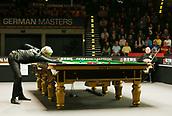 1st February 2019, Berlin, Germany; Snooker Berlin German Masters in Tempodrom; Neil Robertson  plays Stuart Bingham