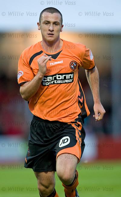 Roy O'Donavan, Dundee Utd