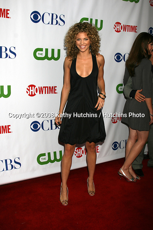 AnnaLynne McCord  arriving at the CBS TCA Summer 08 Party at Boulevard 3 in Los Angeles, CA on.July 18, 2008.©2008 Kathy Hutchins / Hutchins Photo .