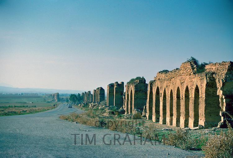 Roman Viaduct, Tunisia