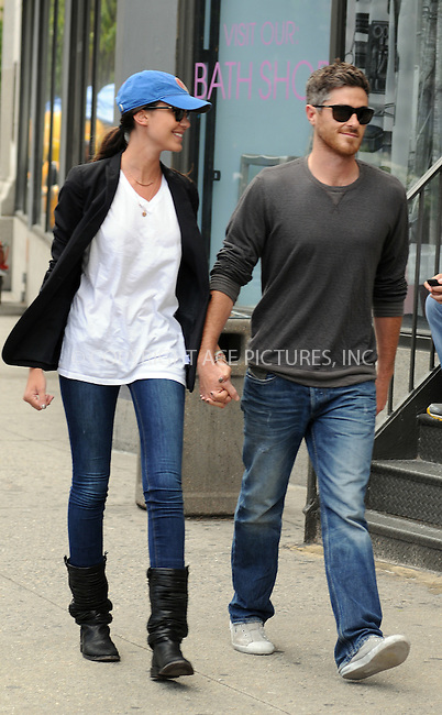 WWW.ACEPIXS.COM . . . . .  ....May 22 2012, New York City....Actors Odette Yustman and David Annable take a romantic stroll around Soho on May 22 2012 in New York City....Please byline: CURTIS MEANS - ACE PICTURES.... *** ***..Ace Pictures, Inc:  ..Philip Vaughan (212) 243-8787 or (646) 769 0430..e-mail: info@acepixs.com..web: http://www.acepixs.com