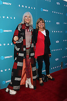 "HOLLYWOOD, CA - JULY 7: Kate Crash, Catherine Hardwicke at the ""Equals"" Premiere at the ArcLight Theater in Hollywood, California on July 7, 2016. Credit: David Edwards/MediaPunch"